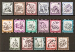 AUTRICHE        -      L O T     -     Oblitérés - Collections