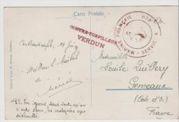 FS785 / Contre Torpilleur  VERDUN In Dienst Gestllt 1926, Auf Besuch In Constantinopel - France