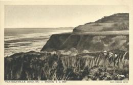 CPA- VARENGEVILLE - Descente à La Mer (F112) - Varengeville Sur Mer