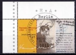 BRD Mi. Nr. 2566 O ESST Eckrand Oben Links (A-1-30) - BRD