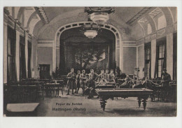 Allemagne - Foyer Du Soldat Hattingen (RUHR)- Guerre 1914-18 - 1914-18