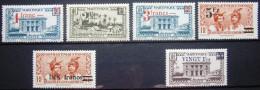 MARTINIQUE               N° 220/225                   NEUF* - Martinique (1886-1947)
