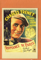 Artiste CHARLES TRENET - Chanteur Coll. Télérama (non écrite) - Chanteurs & Musiciens