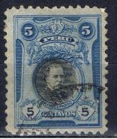 PE+ Peru 1918 Mi 173 Manuel Pardo - Peru
