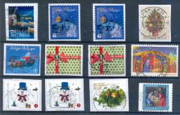 Set Christmas Noel Kerstmis Navidad - Belgium