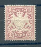 Bayern UNVERAUSGABT I LUXUS**POSTFRISCH 100EUR (73392 - Bayern