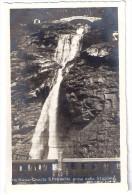 BIASCA: Eisenbahn Mit Wasserfall ~1925 - TI Tessin