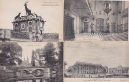 16 / 1 / 262    -    LLOT  DE  20  CPA  DU  CHÂTEAU D'ANET ( 28 ) - Postcards