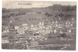 Gruss Aus BÜHLER, Stabstempel 1905 - AR Appenzell Rhodes-Extérieures
