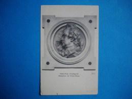 PERSONNAGES CELEBRES  -  POETE  - Ecrivain    - Musée Théatre Francis  -  Médaillon De Victor HUGO - Histoire