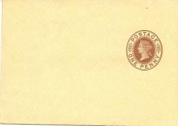 GB 1878 1d Newswrapper Unused - Postwaardestukken