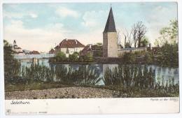 SOLOTHURN: Partie An Der Aare ~1900 - SO Soleure
