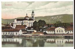 SOLOTHURN: Gaswerk, Stabstempel Weissenstein 1909 - SO Soleure
