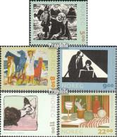 Norwegen 1457A-1461A (kompl.Ausg.) Postfrisch 2003 Graphik - Norwegen