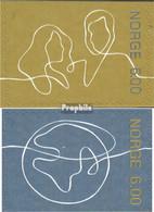 Norwegen 1488-1489 (kompl.Ausg.) Postfrisch 2004 Von Mensch Zu Mensch - Norwegen
