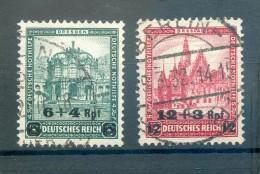 DR-Weimar 463/64 Sauber Gest. 28EUR (73519 - Gebraucht