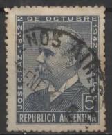 ARGENTINA 1942 Birth Centenary Of Dr. Jose C. Paz - 5c  Dr. Paz (founder Of La Prensa)  FU - Used Stamps