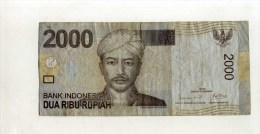 - INDONESIE . BILLET 2000 R. 2009 . - Indonesië