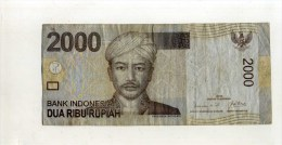 - INDONESIE . BILLET 2000 R. 2009 . - Indonesia