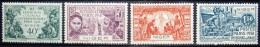 NIGER                     N° 53/56                    NEUF* - Niger (1921-1944)