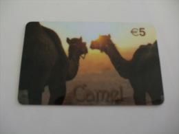 Phonecard/ Telécarte/ Cartão Telefónico Camel  - 5 Euros - Portugal