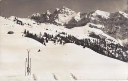 Cabane De Planechaux Sur Champery - Dents Du Midi - VS Valais