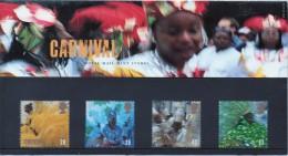 Great Britain Presentation Pack Europa Festivals Notting Hill Carnival 1998. - Presentation Packs