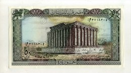 - LIBAN . BILLET 250 L. - Liban