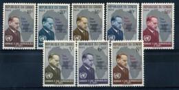 1962 CONGO SERIE COMPLETA ** - Repubblica Del Congo (1960-64)