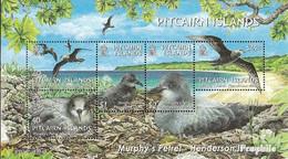 Pitcairn Block37 (kompl.Ausg.) Postfrisch 2004 Murphy Sturmvogel - Pitcairninsel