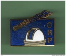 OHP N°2 *** Observatoire De Haute-Provence *** (217) - Espace