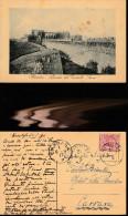 3696) BRINDISI FOSSATO DEL CASTELLO SVEVO VIAGGIATA 1911 - Brindisi