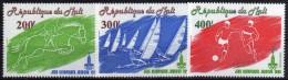 1980 - R De Mali - JJOO De Moscu - MNH - Verano 1980: Moscu