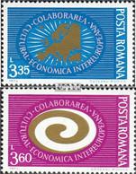 Rumänien 3120-3121 (kompl.Ausg.) Postfrisch 1973 INTEREUROPA - 1948-.... Republics