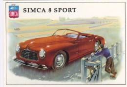CPM     SIMCA 8 SPORT - PKW