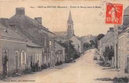 ¤¤   -    1645   -   GREZ-en-BOUERE  -   Entrée Du Bourg Route De Meslay   -   ¤¤ - Crez En Bouere