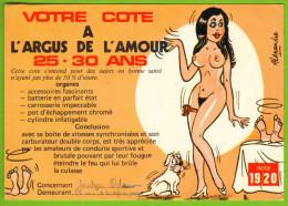 HUMOUR - Votre Cote à L'Argus De L'Amour 25 - 30 Ans - Humor