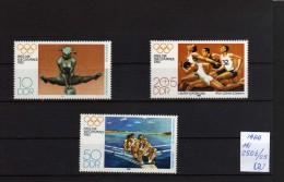 1980 - Rusia - JJOO De Moscu 80 - MNH - Verano 1980: Moscu