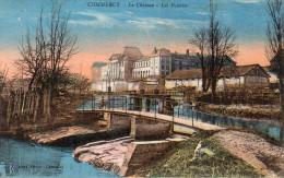 CPA COMMERCY - LE CHATEAU - LES PALOTTES - Commercy