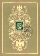 """1941, Sonderblatt """"Tag Der Briefmarke - WIEN"""" - Deutschland"""