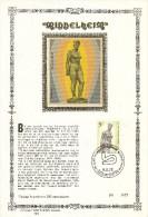 COB  1777  (o)  Oblitération 1er Jour   (Lot B1) - Cartes Souvenir