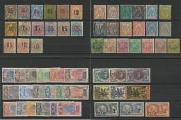 GUINEE - COLLECTION * - COTE = 816 EUROS - - Frankreich (alte Kolonien Und Herrschaften)