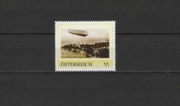 Austria 2006 Zeppelin Stamp MNH - Zeppelins