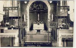 OKAUCHEE, (Oconomowoc), WIS, Cistercian Monastery, Chapel , RP - United States
