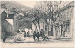 VIRIEU LE GRAND - Avenue De La Gare - France