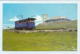 Llandudno - Tram And Great Orme Hotel - Caernarvonshire