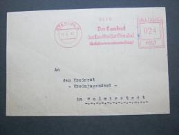 1947 , Stendal    , Freistempel  Auf Brief - Sowjetische Zone (SBZ)