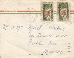 Cote D´Ivoire 1964 Daloa Bongo Antilope Cover - Ivoorkust (1960-...)