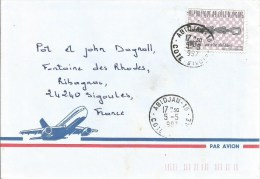 Cote D´Ivoire 1997 Abidjan Lobi Chief Walking Stick Cover - Ivoorkust (1960-...)