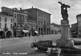 CONSELICE  Ravenna  Cartolina  Viaggiata 1957 Animata - Ravenna